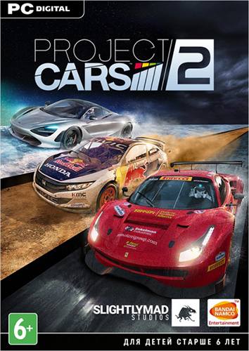 Project Cars 2 (2017) RePack