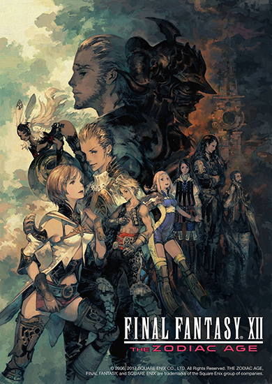 FINAL FANTASY XII THE ZODIAC AGE (2018)