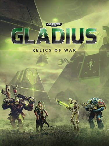 Warhammer 40,000: Gladius Relics of War Deluxe Edition (2018)