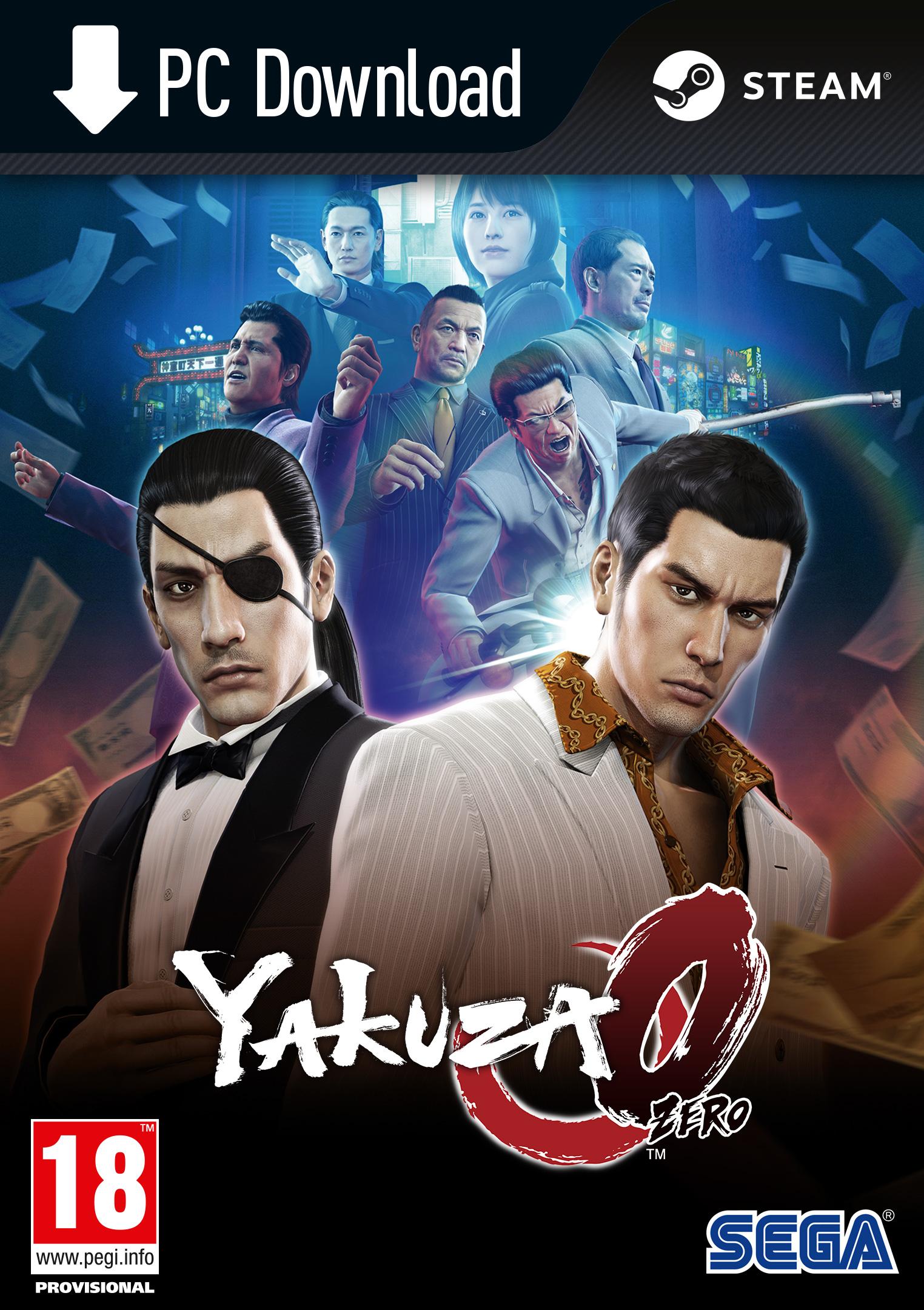 Yakuza 0 (2018)