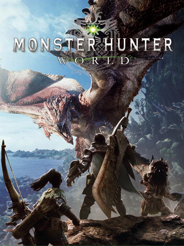 MONSTER HUNTER: WORLD (2018) RePack