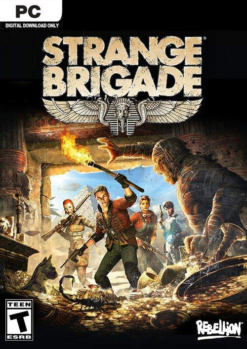 Strange Brigade (2018) RePack