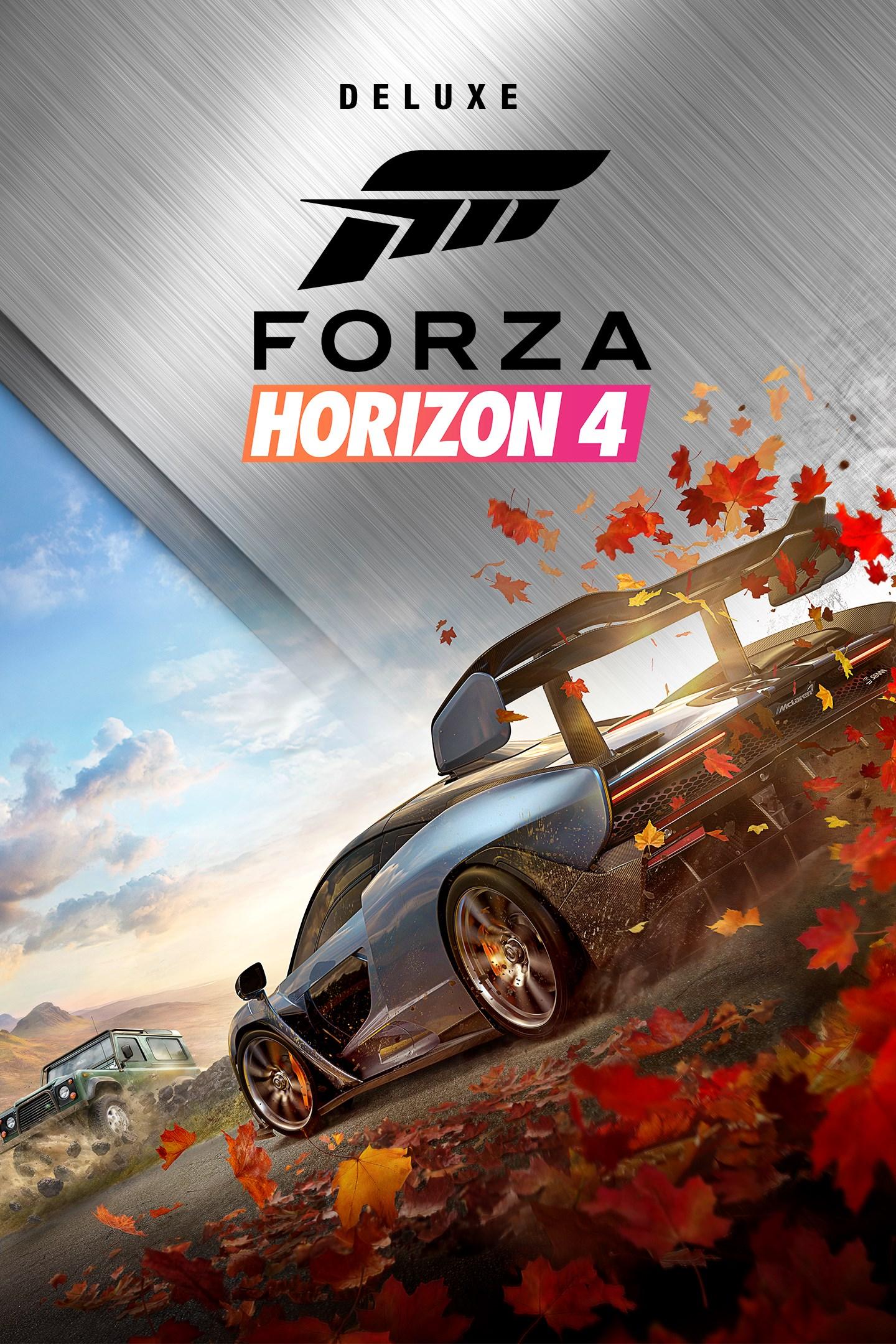 Forza Horizon 4 Ultimate Edition на ПК / PC (2020) RePack