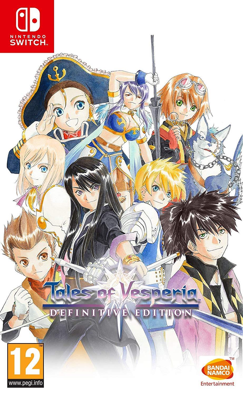 Tales of Vesperia: Definitive Edition (2019) RePack