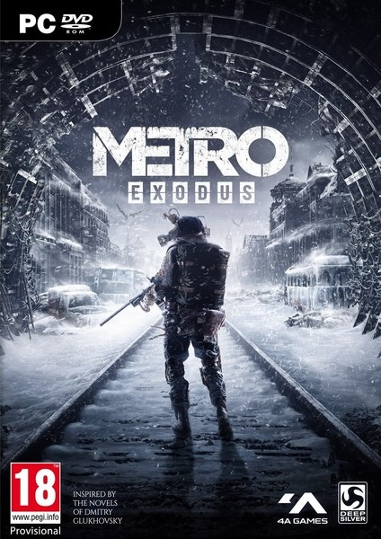 Metro Exodus + Все DLC (2020) RePack