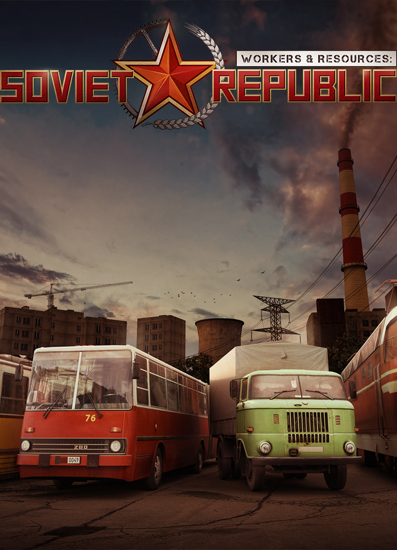 Workers & Resources: Soviet Republic (2019) RePack