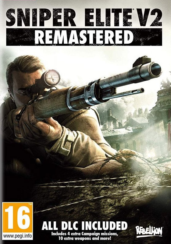 Sniper Elite V2 Remastered (2019) RePack